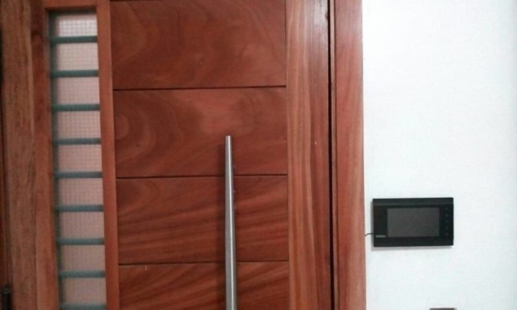 IP Video Door - Oniru Residential